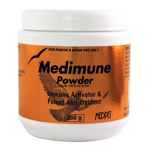 bestvetcare.com - Medimune Powder For Birds 250 Gm 16.84 USD