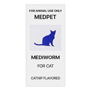 Mediworm For Cats 4 Tablet