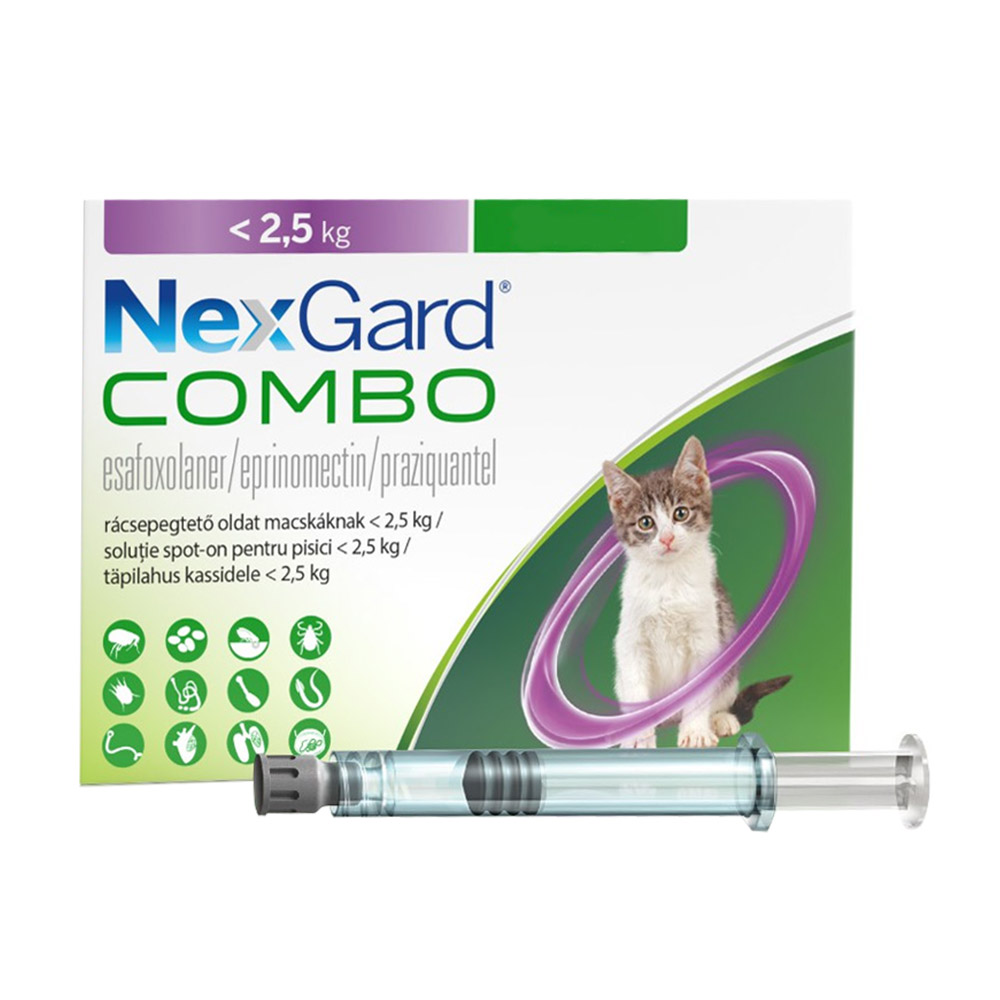 Nexgard Combo for Cats for Cats