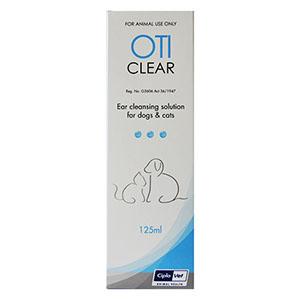 Oticlear 125 Ml 1 Pack