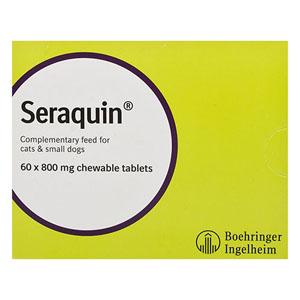 Seraquin 800 Mg 60 Tablet