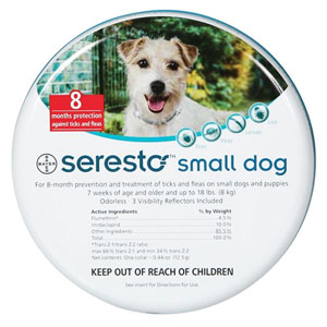 Seresto Collar for Dogs