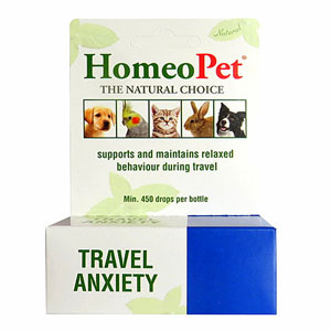 Travel Anxiety for Homeopathic Supplies