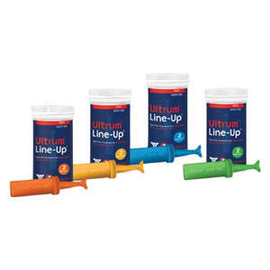 Ultrum Line-Up Spot-On For Xlarge Dogs Over 88 Lbs Orange 2 Pack